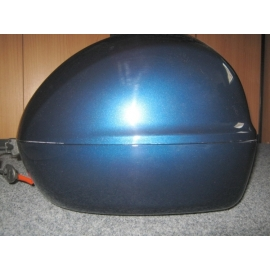 Kufr Vespa PRIMAVERA, modrý (222/A)