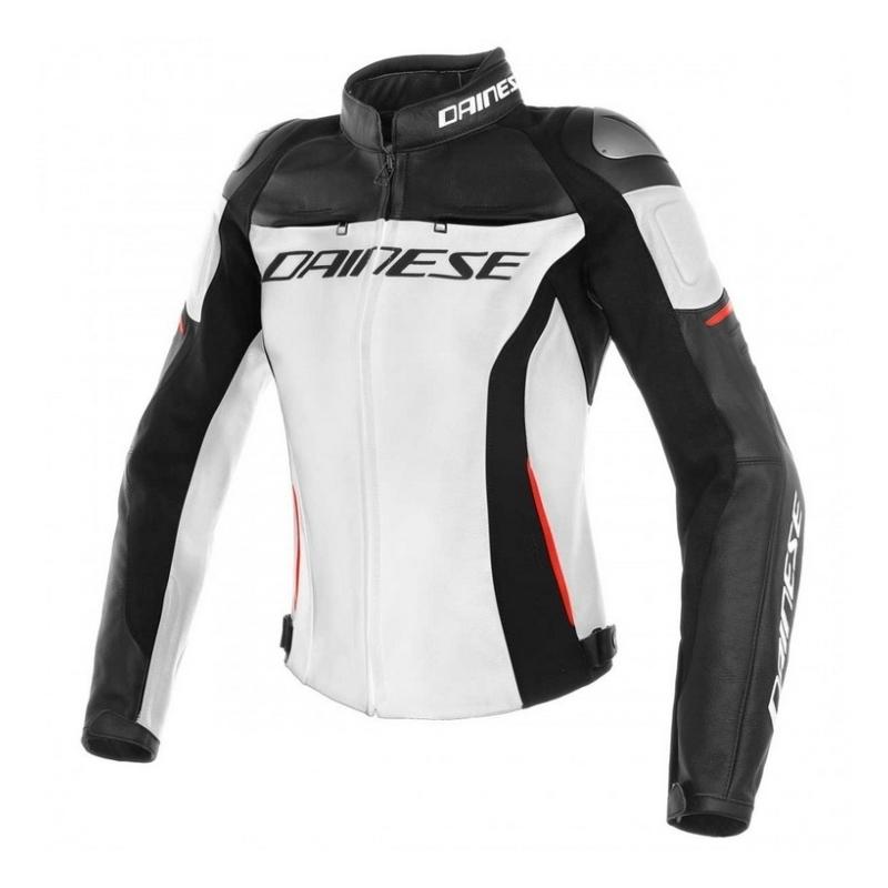 Dainese RACING 3 LADY dámská kožená bunda na motorku 6a8d0cb799