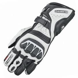 Sportovní moto rukavice Held CHIKARA RR černá/bílá