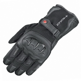 Enduro rukavice Held SAMBIA 2v1 GORE-TEX na motorku, černá, textil/klokaní kůže