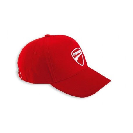 Kšiltovka Ducati Corse 14 červená
