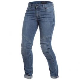 Dámské kalhoty (jeans) na skútr/motorku Dainese AMELIA denim