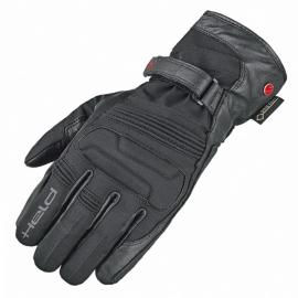Cestovní moto rukavice Held RAIN CLOUD 2 GORE-TEX černá