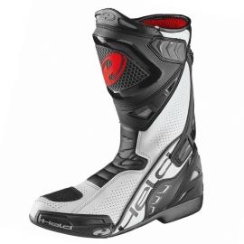 Motocyklové boty Held EPCO 2 černá bílá 0b2d400dd5