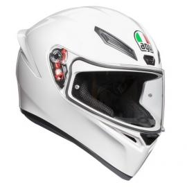 AGV moto přilba K-1 bílá