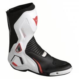 Moto boty Dainese COURSE D1 OUT černá/bílá/červená