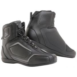 Kotníkové moto boty Dainese RAPTORS AIR černá/bílá/červená