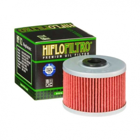 Olejový filtr Hiflo HF 972