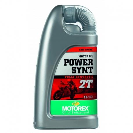 Motorový olej Motorex Power Synt 2T 1L