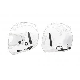 Interkom Sena Bluetooth 10U Arai
