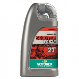Motorový olej Motorex Scooter Forza 2T, 1L