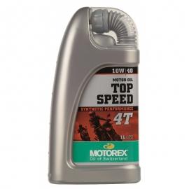 Motorový olej Motorex Top Speed 4T 10W/40 1L