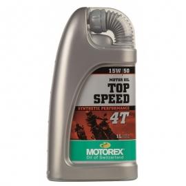 Motorový olej Motorex Top Speed 4T 15W/50 1L