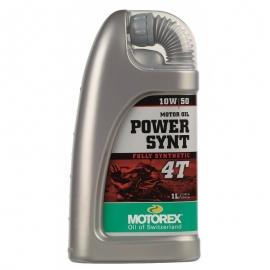 Motorový olej Motorex Power Synt 4T 10W/50, 1L