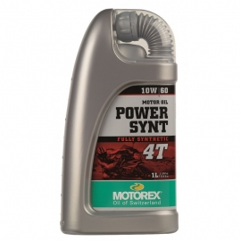 Motorový olej Motorex Power Synt 4T 10W/60, 1L