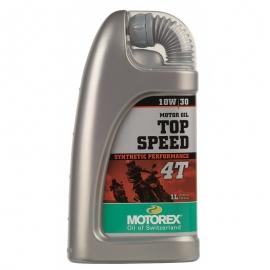 Motorový olej Motorex Top Speed 4T 10W/30, 1L