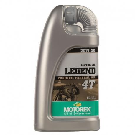 Motorový olej Motorex Legend 4T 20W/50 1L