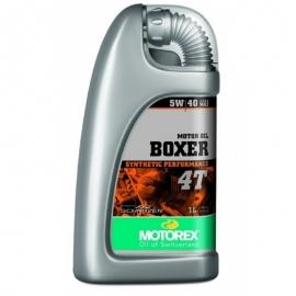 Motorový olej Motorex Boxer 4T 5W/40 1L
