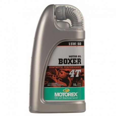 Motorový olej Motorex Boxer 4T 15W/50 1L