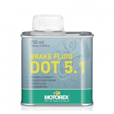 Brzdová kapalina Motorex DOT 5.1 250ml