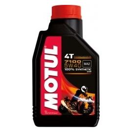 Motorový olej Motul 7100 4T SAE 5W40, 1L