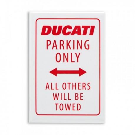 Magnet Ducati Parking