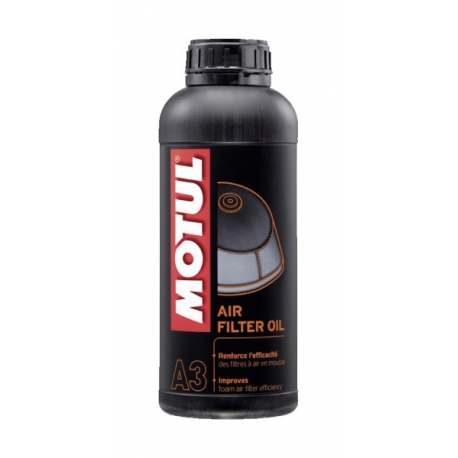 Olej Motul A3 Air Filter Oil 1L