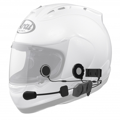 Sena 10R Low Profile with Handlebar Remote