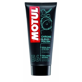 Čistič chromu Motul E6 Chrome & Alu Polish 100ml