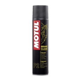 Čistič brzd Motul P2 Brake Clean, 400ml