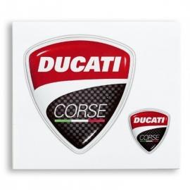 Samolepky Ducati Corse