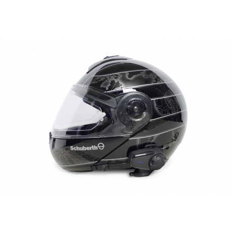 Sena SMH10-10 Motorcycle Bluetooth Headset / Intercom (Single)