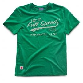 Pánské tričko Suzuki Life at Full Speed, originál