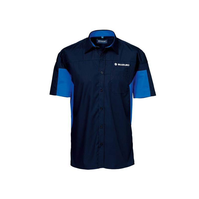 b94b59e8001 Pánská košile Suzuki Team