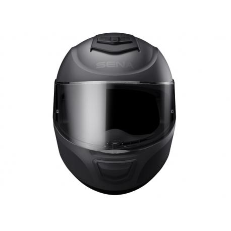 Momentum, Dual Bluetooth Helmet, Full Face, Matt Black, L