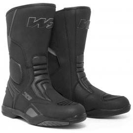 Cestovní pánské moto boty W2 Ride-T, černé