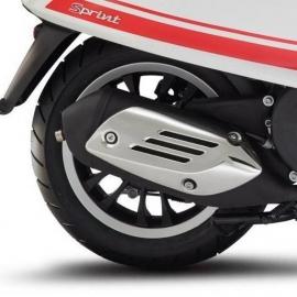 Ráfek zadního kola VESPA Sprint 125ccm , černý