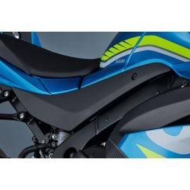 Karbonový kryt rámu Suzuki pravá strana, originál