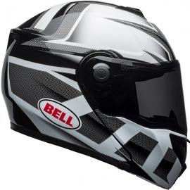 Moto helma Bell Srt Modular Predator White, Black