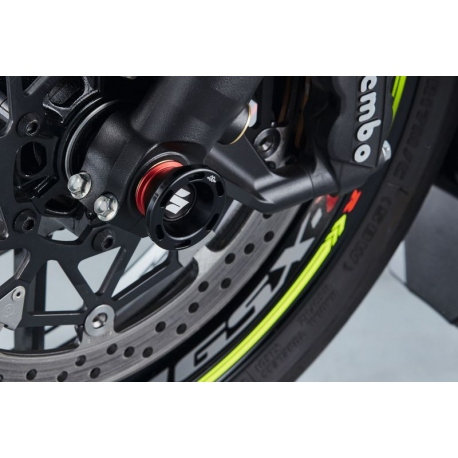Ochrana předních náprav Suzuki sada, originál