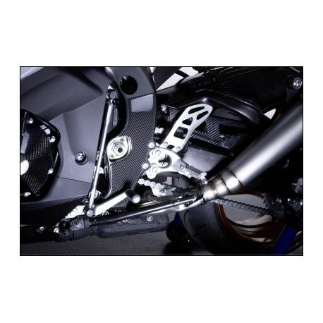 Ochrana rámu Suzuki vzhled karbon, originál