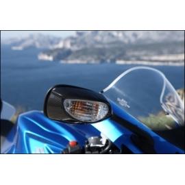 Kryt zrcátka Suzuki karbonový vzhled, originál