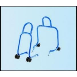 Montážní stojan pro přední kolo Suzuki, originál