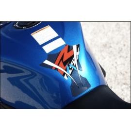 Tankpad Suzuki GSX-R modrý, originál