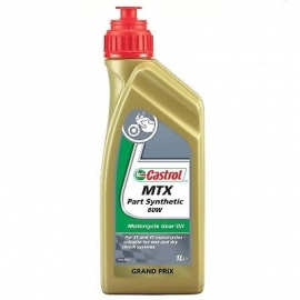 Převodový olej CASTROL MTX Part Synthetic 80W - 1L lahev
