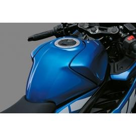 Transparentní ochranná fólie na nádrž Suzuki, oriignál