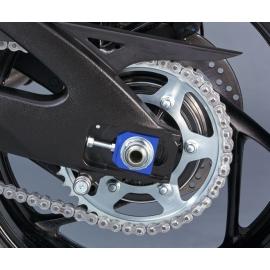 Řetězový napínač modrý Suzuki, originál