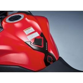 Tankpad karbon vzhled Suzuki, originál