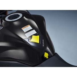 Tankpad žlutý GSX-S Suzuki, originál