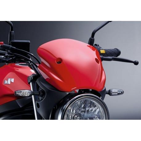 """Přední štít """"červený"""" Suzuki, originál"""